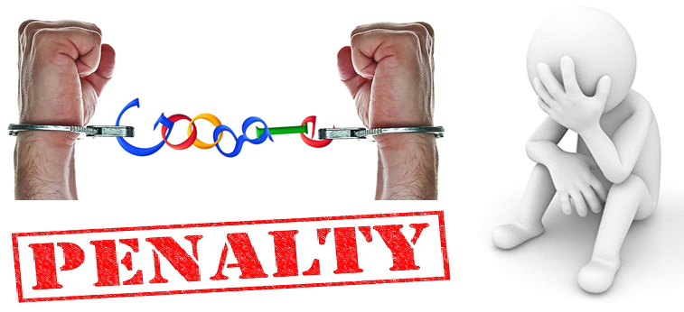 10 Reasons Your Website Deserves to Be Penalized By Google