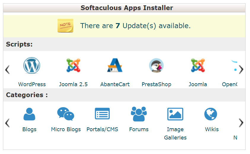 Apps Installer